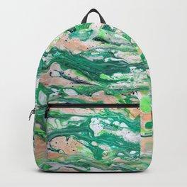 Moss Agate  Backpack