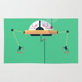 :::Mini Robot-Monopus::: Rug