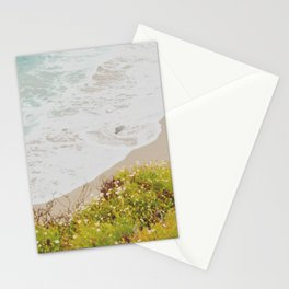 Flowers and Foam Stationery Cards