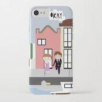 tfios iPhone & iPod Cases featuring Amsterdam (TFIOS) by Natasha Ramon