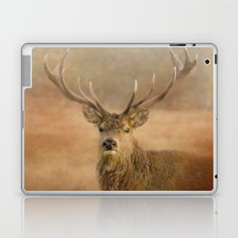 Autumn Stag Laptop & iPad Skin