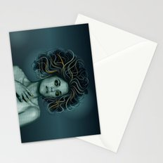 Gorgon Medusa Stationery Cards