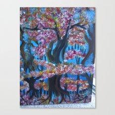 Revival Canvas Print