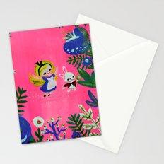 Alice Fan Art Stationery Cards