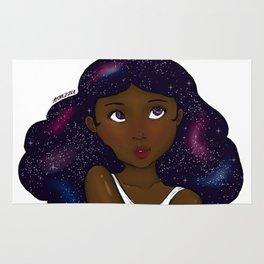Galaxy Girl Rug
