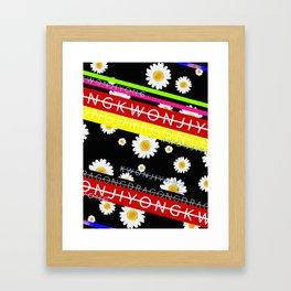 GD & KJY Framed Art Print