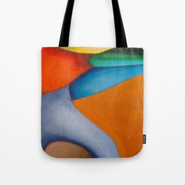 No Meio do Caminho (In The Middle Of The Road) Tote Bag