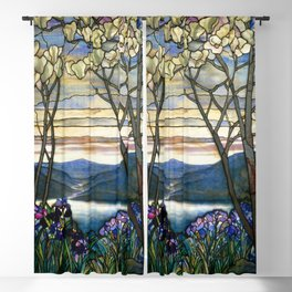 Louis Comfort Tiffany - Decorative stained glass 5. Blackout Curtain