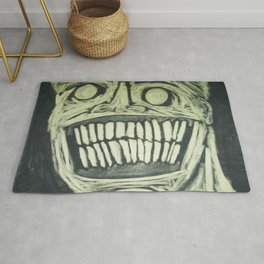 Rotting In The City Of Summer Rug