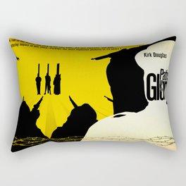 Paths of Glory Rectangular Pillow