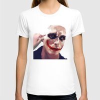 christian T-shirts featuring Christian Bale by Pazu Cheng