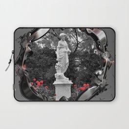 Flora Framed Laptop Sleeve