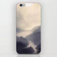 Mistscape iPhone & iPod Skin
