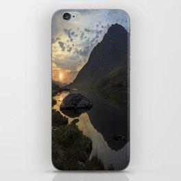 Tryfan Sunrise iPhone Skin