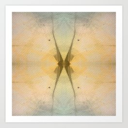 Reflection 3 Art Print