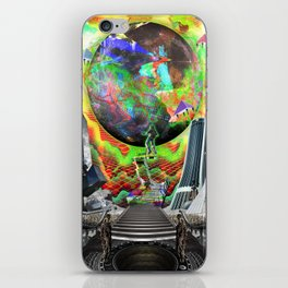 「Off The Moon」 iPhone Skin