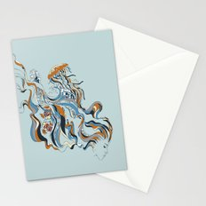 The Maiden Stationery Cards