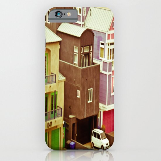 Colorful Condos iPhone & iPod Case