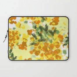 Pineapples Explosion #society6 #pineapples Laptop Sleeve