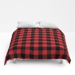 Buffalo Plaid Rustic Lumberjack Buffalo Check Pattern Comforters