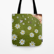 Welcome back spring! Tote Bag