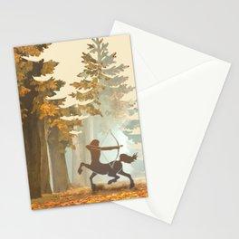Mystic Hunt Stationery Cards