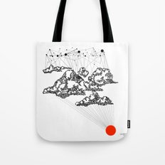 the Clouds Tote Bag