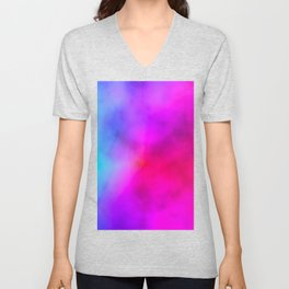 Marble Interior Decor And Phone Cases Unisex V-Neck