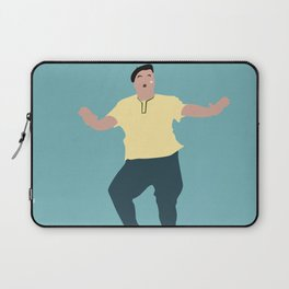 Kidnapping Caucasian Style Laptop Sleeve