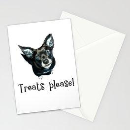 Treats Please! Stationery Cards