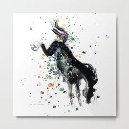 Horse (Nasty boy) Metal Print