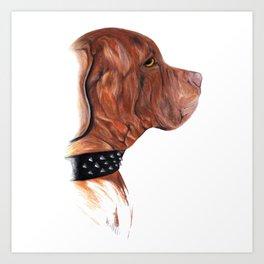 Atilla - Bandog Art Print