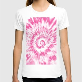 Light Pink Tie Dye T-shirt