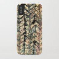 herringbone iPhone & iPod Cases featuring Herringbone by Janice MacDougall