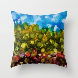 Puna Throw Pillow