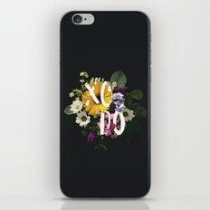 Xodó iPhone & iPod Skin