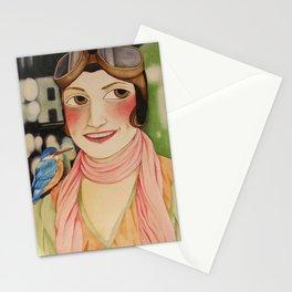 Indomitable Stationery Cards