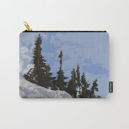 WINTER SPIRES Carry-All Pouch