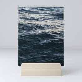 Deep Blue Mini Art Print