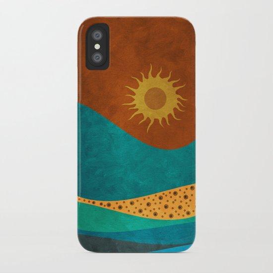 color under the sun (II) iPhone Case