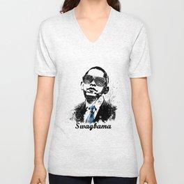 Obama Swag Unisex V-Neck