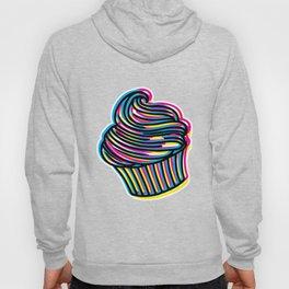 CMYK Cupcake Hoody