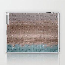 Jig-saw Puzzle Neutral Palette Design Laptop & iPad Skin