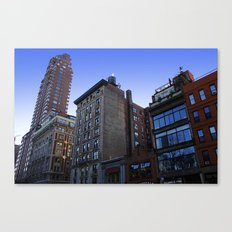 New York City Buildings NYC Canvas Print
