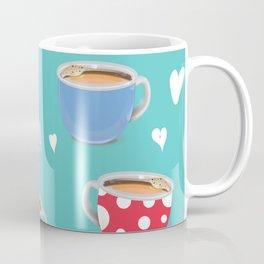 Love Tea Coffee Mug