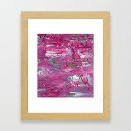 Spring in Your Step Framed Art Print