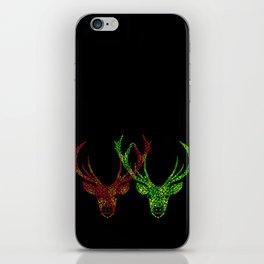 Love Deer  iPhone Skin