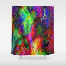 Everything is nothing 15 (therefore it was beautiful) Shower Curtain