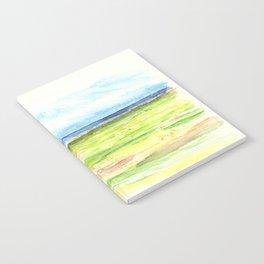 Sea meadow Notebook