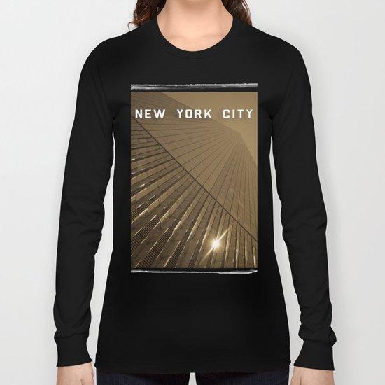 World Trade Center Reborn - New York City Long Sleeve T-shirt